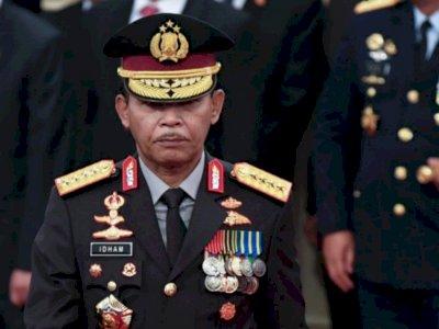 Isi Maklumat Kapolri Idham Azis dan Kampanye Pilkada Dilarang Lebih dari 100 Orang