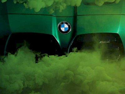 Melihat Sekilas Tampilan Mobil BMW M3 2021 Sebelum Memulai Debutnya!