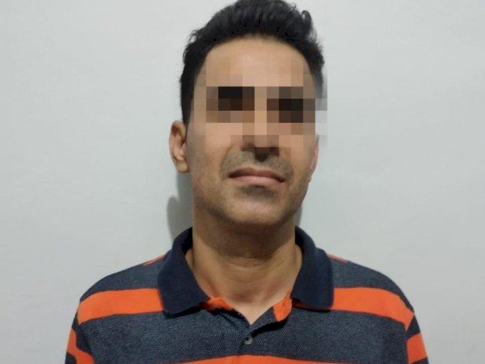Pencari Suaka Asal Iran Ditangkap Polres Jakbar, Alasannya: Beli Sabu