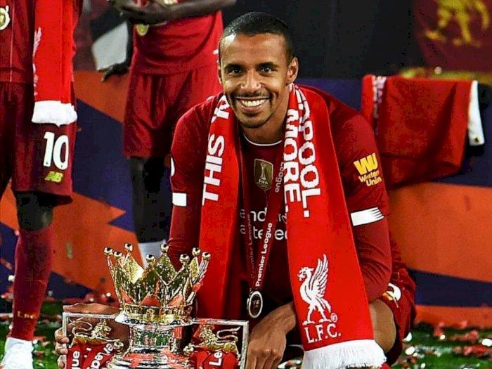 Cedera Otot, Bek Liverpool Joel Matip akan Absen 3 Minggu