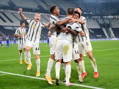 FOTO: Liga Italia: Juventus Bantai Sampdoria 3-0