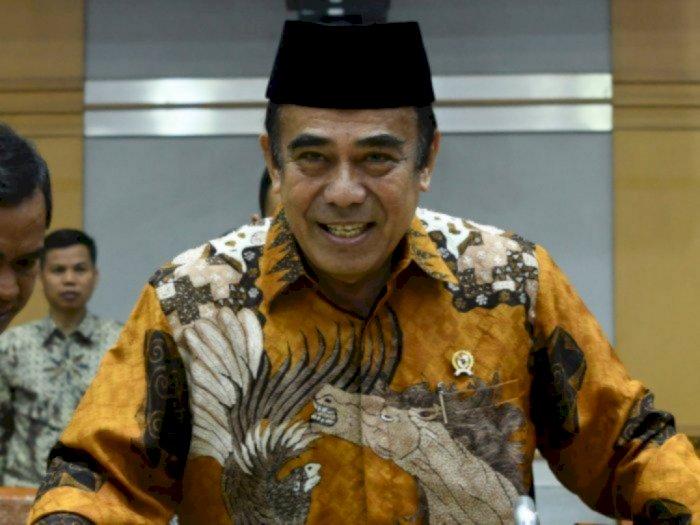 Positif Covid-19, Bagaimana Kondisi Menteri Agama Fachrul Razi Saat Ini?