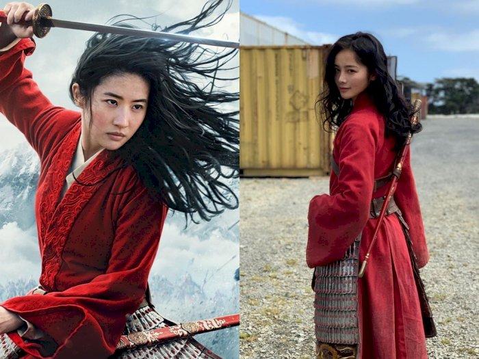 """Gak Cuma Cantik!  Liu Yaxi, Stunt Woman Film """"Mulan"""" Juga Jago Bela Diri"""
