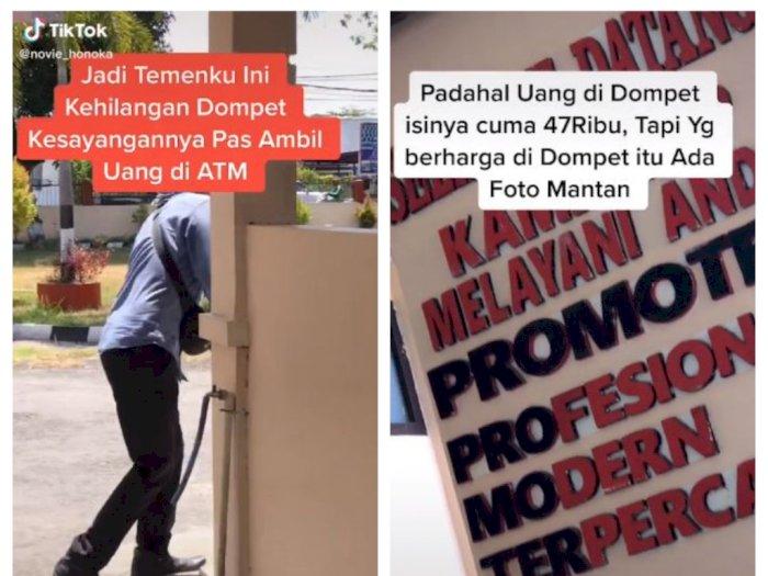 Pria Ini Lapor Polisi Usai Kehilangan Dompet, Gegara Ada Foto Mantan di Dalamnya