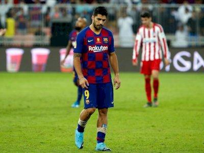 Juventus Batalkan Transfer Suarez