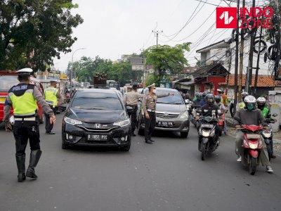 Hampir Sepekan PSBB, Dishub DKI Klaim Volume Lalin Jakarta Turun Hingga 19,28%