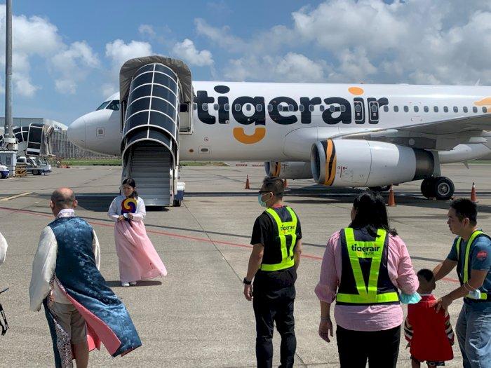 Rindu Terbang, Pesawat Taiwan Angkut 120 Penumpang 'Tanpa Tujuan'