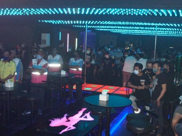 Tim Satgas Covid-19 di Medan ke Tempat Hiburan Malam, Ini Hasilnya