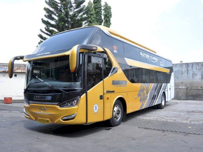Mengintip Tampilan Bus Social Distancing untuk Transportasi Aman