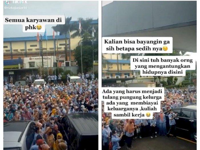 Viral PHK Massal, Beredar Kabar Itu Pabrik Sepatu yang Pindah dari Banten ke Brebes