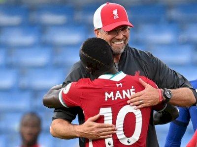 FOTO: Gol Mane Membawa Liverpool Kalahkan Chelsea 2-0
