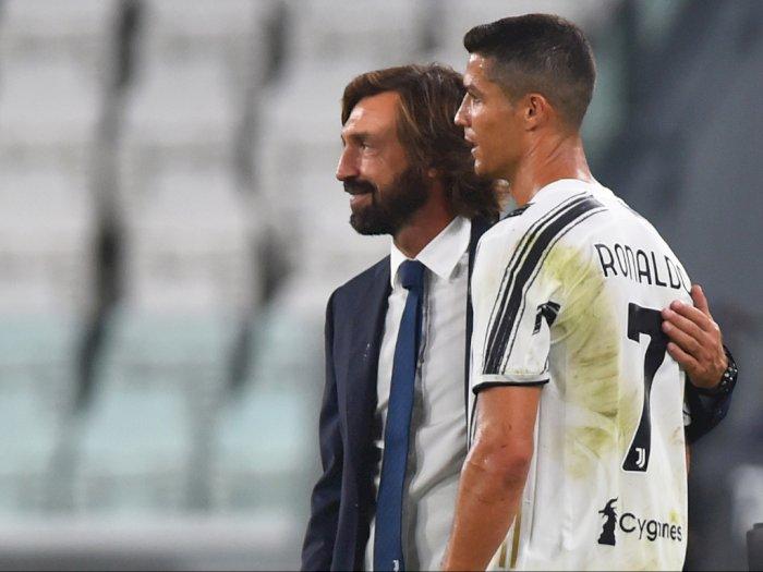 Hemat Energi, Pirlo akan Istirahatkan Ronaldo di Pertandingan Kecil Musim Ini