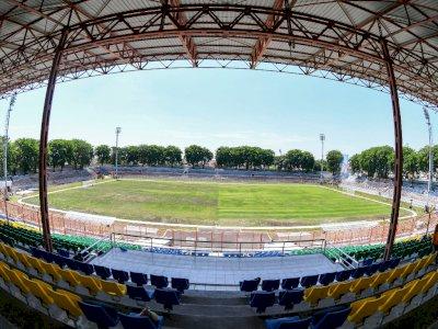 FOTO: Renovasi Stadion Gelora 10 November Surabaya
