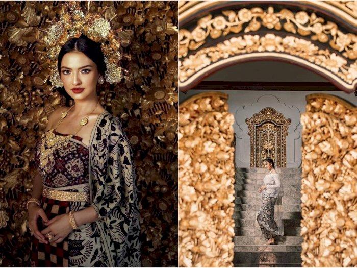 Meski di Foto dari Jarak Jauh, Kecantikan Raline Shah Sukses Menghipnotis Netizen