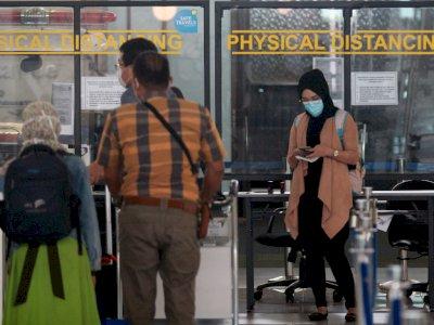 Polisi Klarifikasi Penyelenggara Rapid Test di Soetta  Soal Viral Wanita Dilecehkan