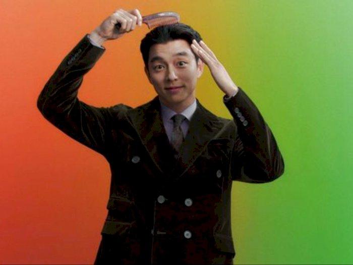Demi Perannya di Film 'Seok Bok', Gong Yoo Lakukan Diet Ketat agar Terlihat Tirus