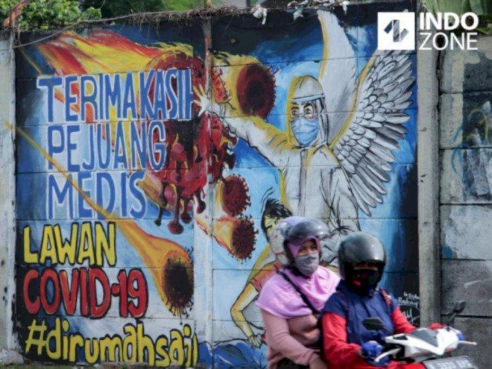 Update Corona Jakarta 21 September: Tambah 1.310 Kasus, Totalnya Jadi 64.196