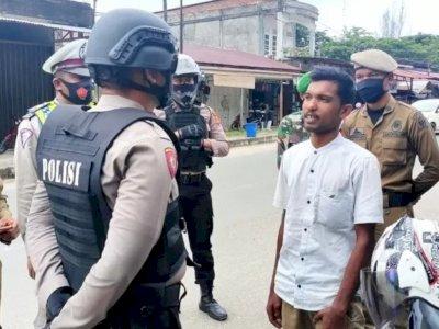 Melanggar Protokol Kesehatan, Warga di Aceh Jaya Dihukum Baca Al Quran