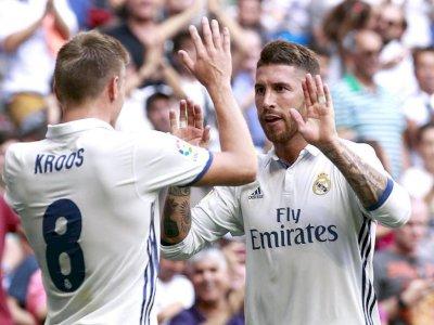 Puji Kepemimpinan Ramos, Kroos: Dia Kapten Terbaik!