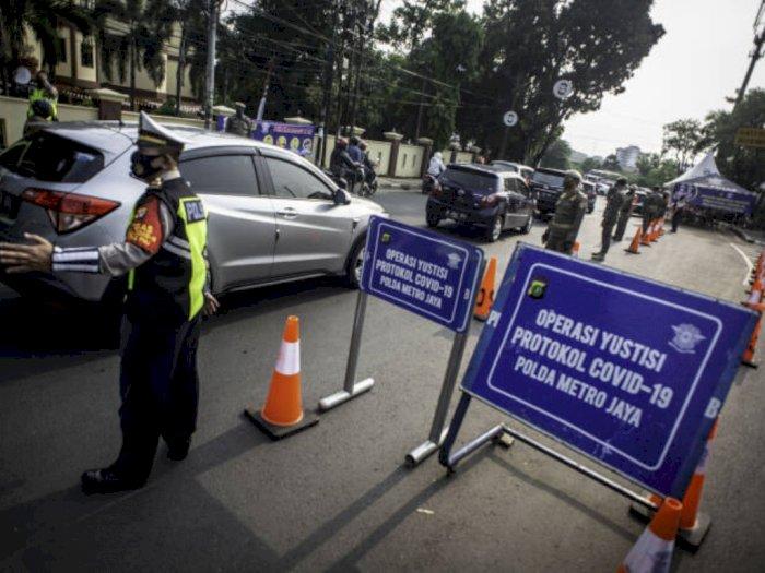 Sepekan Operasi Yustisi Jakarta, Denda Administrasi Capai Rp280 Juta
