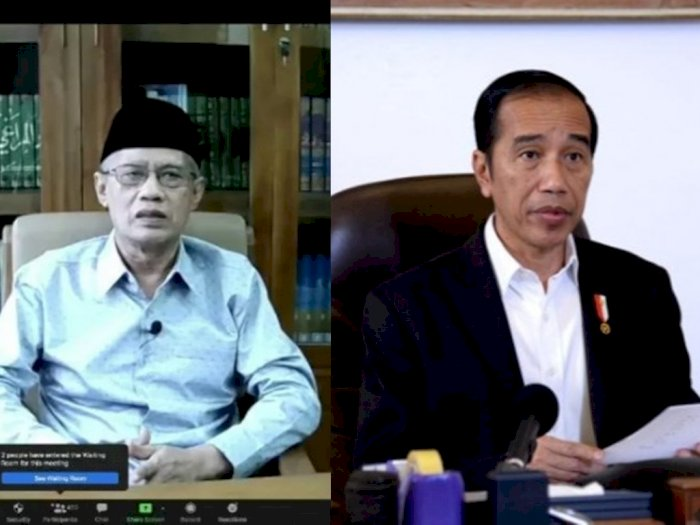 PP Muhammadiyah Minta Pilkada Ditunda, Presiden Jokowi Harus Evaluasi Penanganan COVID-19