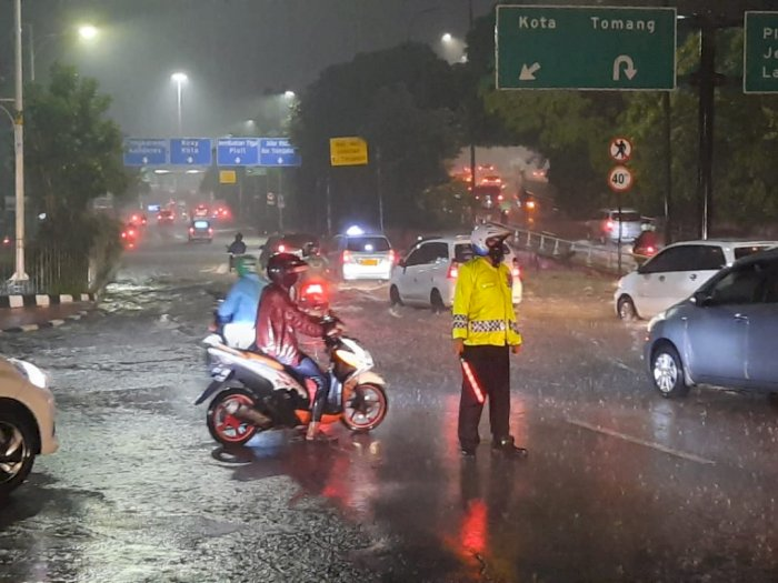 Imbas Banjir, BPBD DKI Jakarta: Ada 4 Lokasi Pengungsian