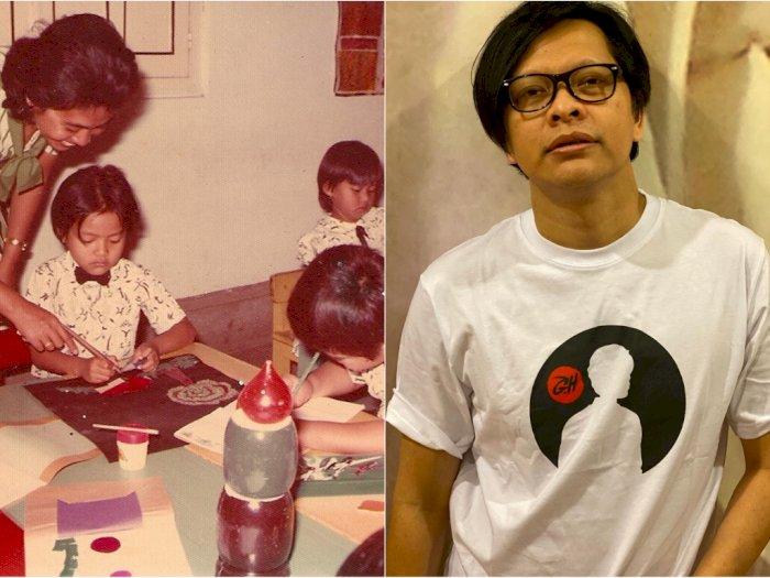 Unggah Foto Lawas Saat Masih TK, Gaya Rambut Armand Maulana Curi Perhatian Netizen