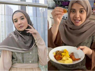 Bukan Makanan Mewah, Zaskia Sungkar Justru Ngidam Makan Jengkol di Kehamilan Pertamanya