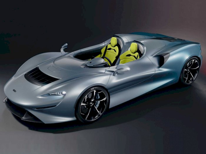 McLaren Pangkas Jumlah Produksi Mobil Elva Menjadi 149 Unit Saja!