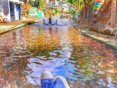 Pesona Watergong, Waterboom dengan Aliran Sungai Jernih di Klaten