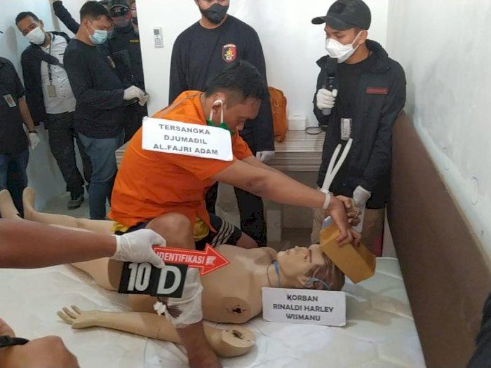 Kriminolog Ungkap Alasan Pelaku Mutilasi Santai dan Main Game Setelah Bunuh Korban