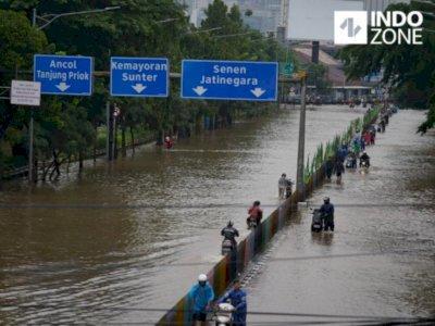 Wagub DKI Riza: Ada 82 Kelurahan di Jakarta yang Rawan Banjir