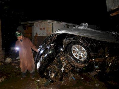 FOTO: Banjir Bandang Sukabumi