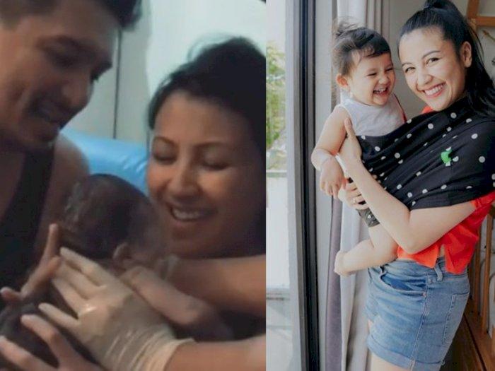 Gadis Ciliknya Ulang Tahun, Istri Ryan Delon Unggah Video Bersalin, Lucunya Sea Dedari