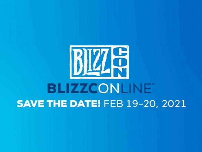 Tanggal Dimulainya Event BlizzCon Online 2021 Resmi Diumumkan!