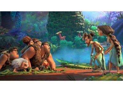 """""""The Croods 2"""" Rilis Trailer Perdana, Pertemuan dengan Keluarga Berevolusi"""