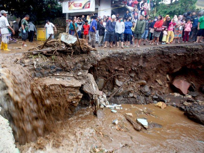 Banjir Bandang di Sukabumi Dipicu Gelombang Rossby, Apa Itu?