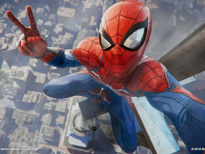 PS5 Tak Bisa Jalankan Savean Spider-Man di PS4