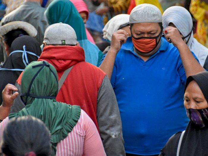Beda dari Daerah Lain, di Labusel Enggak Pakai Masker akan Didenda Rp150 Ribu