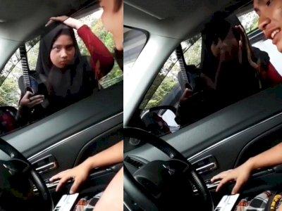 Karena COVID-19, Gadis Ini Jadi Pengamen Jalanan, Bakal Ditangkap Dinas Sosial DKI Jakarta