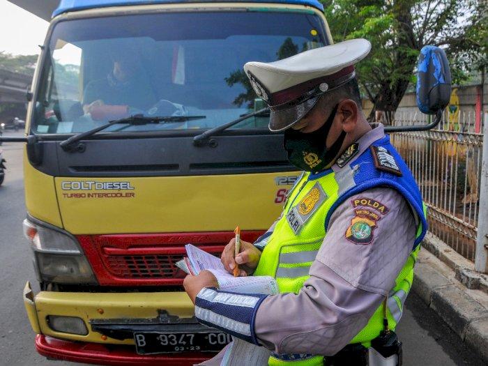 Polda Metro Jaya Rilis Aplikasi 'Si Jampang' untuk Monitoring Polantas yang Bertugas