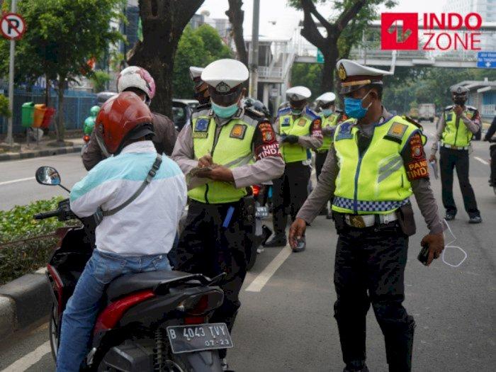 8 Hari Operasi Yustisi di Indonesia, 154.527 Pelanggar Ditindak