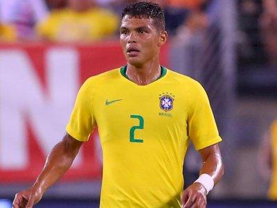 Thiago Silva Harap Bisa Perkuat Brazil di Piala Dunia Meski akan Berusia 38 Tahun