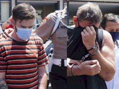 Dua Bule Terlibat Narkoba Diduga Diperlakuan Istimewa di Bali, Kamarnya Ber-AC dan Ada TV