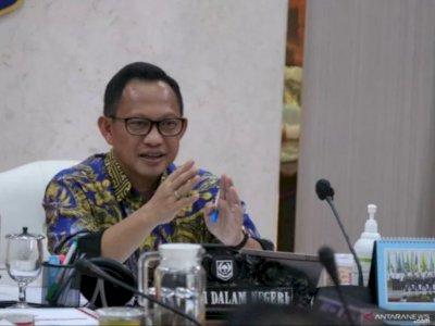Mendagri Tito Karnavian Wanti-wanti Agar Tidak Ada Kerumuman saat Penetapan Paslon Pilkada