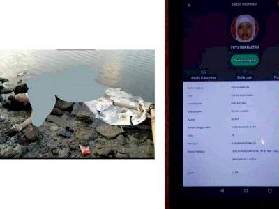 Diduga Melamar Driver Ojol, Wanita Ditemukan Tewas Telanjang di Pantai, Mayatnya Tidak Bau