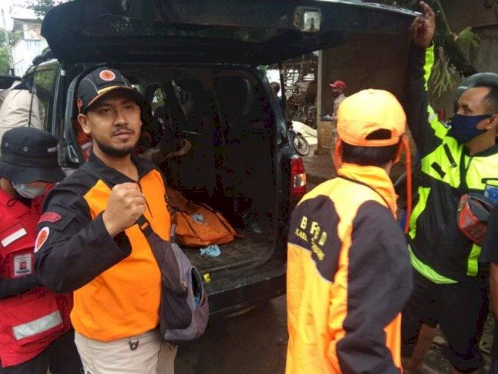 Jasad Pria Korban Banjir Bandang Sukabumi Ditemukan, Tertelungkup di Bawah Puing Pohon