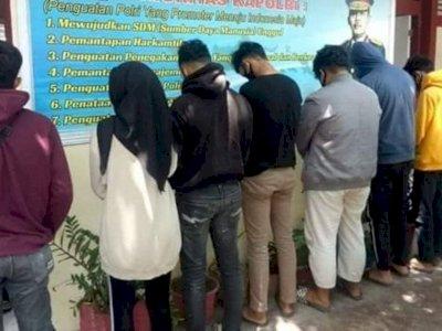 7 Pemerkosa Bergilir Mahasiswi di Makassar, Yang Satu Seorang Perempuan, Kok Bisa?