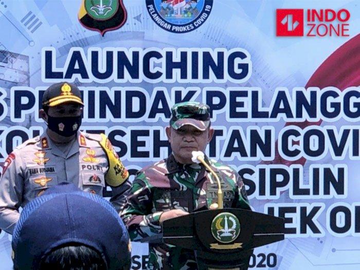 TNI-Polri Buka Hotline, Tampung Aduan Soal Perkumpulan Massa saat Pandemi di Jakarta