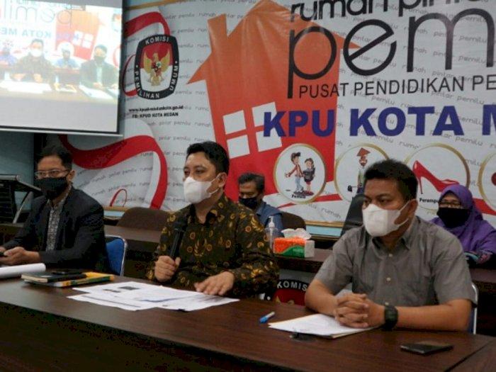 Bobby-Aulia dan Akhyar-Salman jadi Pasangan Calon Walikota dan Wakil Walikota Medan